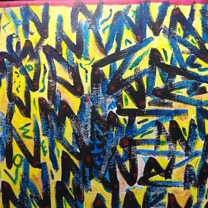 Original artwork canvas painting